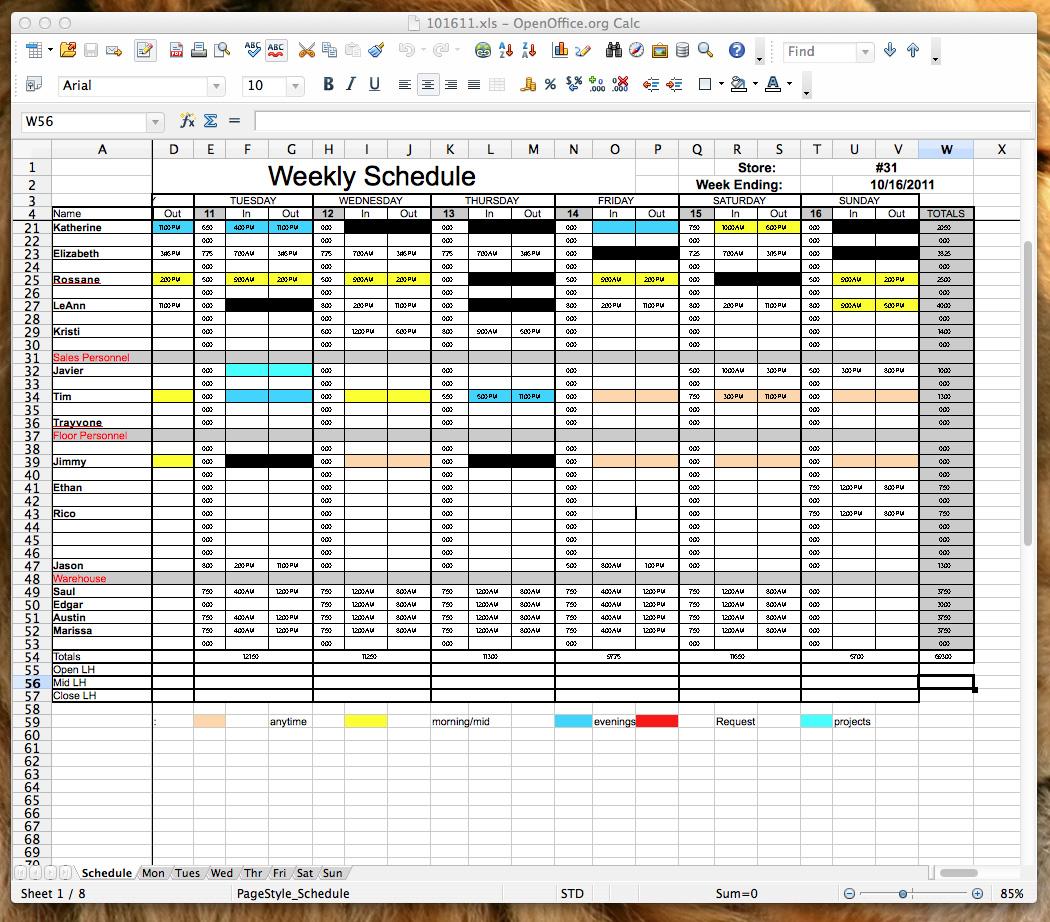 Open Office Spreadsheet Templates For Open Office Spreadsheet Tutorial  Homebiz4U2Profit