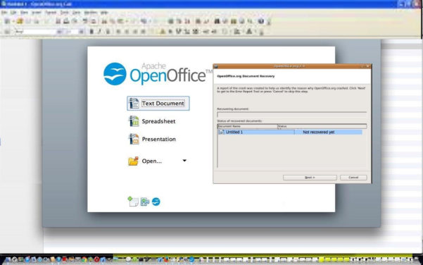 Openoffice Spreadsheet Recovery With Power And Lead Windows Primer Tutorial  Robert Metcalfe Blog