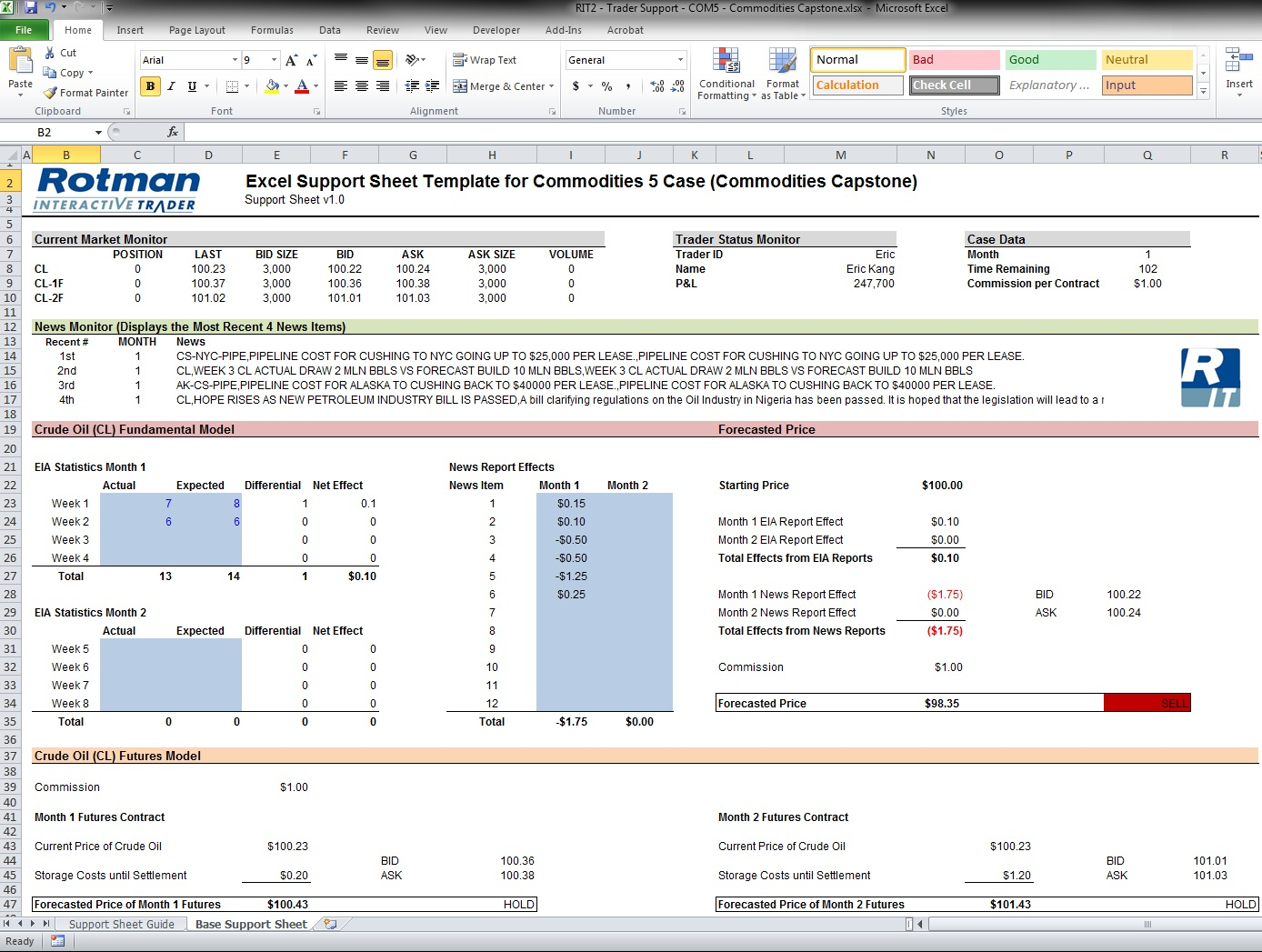 Option Strategy Excel Spreadsheet Intended For Simulator For Trading Option Spreadsheet  Definicion Forex Mini Lot