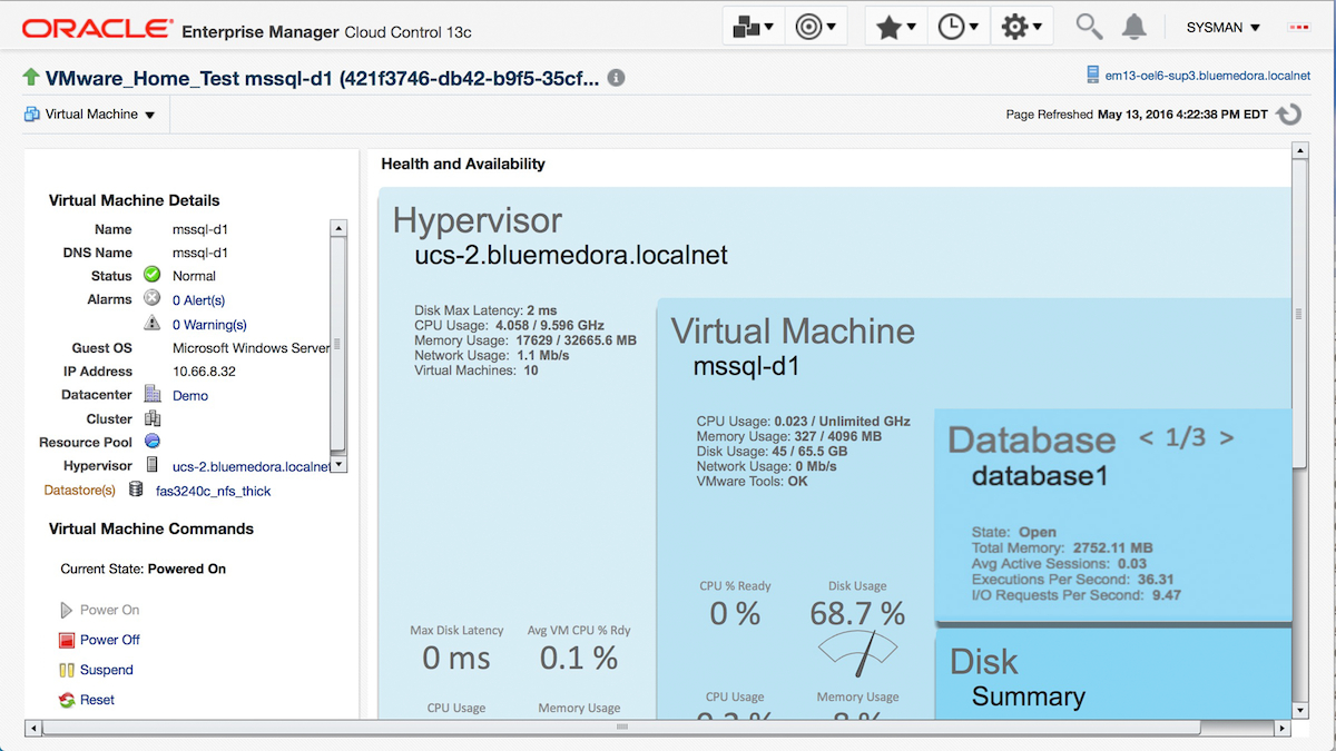 Oracle Capacity Planning And Sizing Spreadsheets Free Download For Oracle On Vmware Relationships: Getting The Visibility You Need