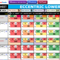 P90X Excel Spreadsheet Throughout P90X3 « Excel Workout Tools