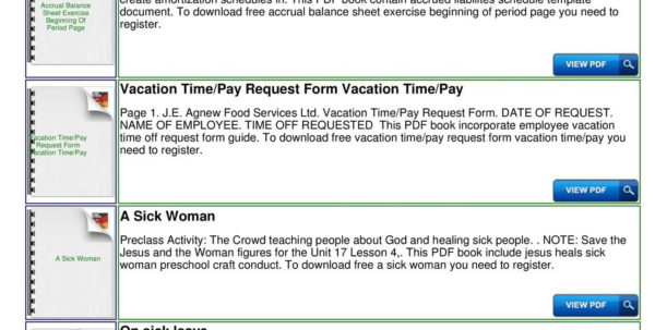 Paid Sick Leave Tracking Spreadsheet For Vacation And Sick Accrual Tracking Spreadsheet Template  Pdf