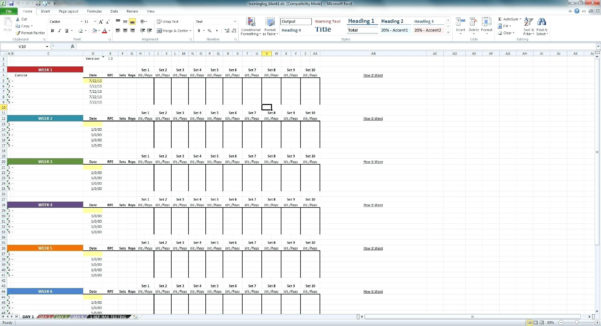 Paid Sick Leave Tracking Spreadsheet With Time Tracking Spreadsheet Template Excel Training Example Vacation