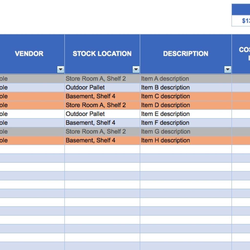 Pallet Tracking Spreadsheet Throughout Asset Tracking Spreadsheet Free Excel Inventory Templates Regarding