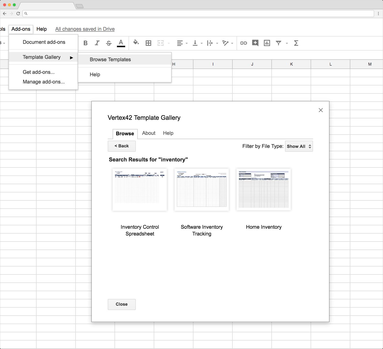 Pallet Tracking Spreadsheet Throughout Top 5 Free Google Sheets Inventory Templates · Blog Sheetgo