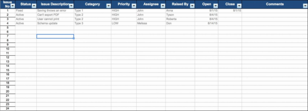 Parts Tracking Spreadsheet For Sheet Parts Tracking Spreadsheet Unique Free Excel Project