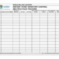 Parts Tracking Spreadsheet Intended For Excel Spreadsheet For Inventory Management Parts Tracking In Free