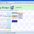 Party Expense Spreadsheet Within 15 Useful Wedding Spreadsheets – Excel Spreadsheet