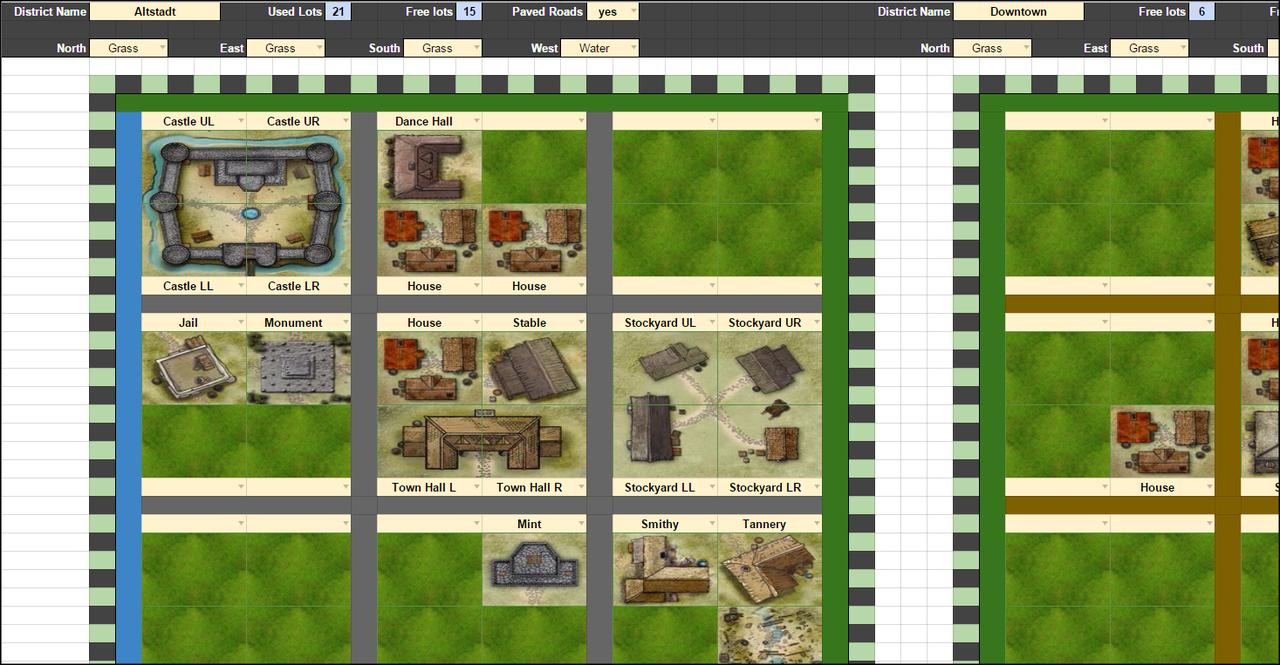Pathfinder Spreadsheet pertaining to Pathfinder  Kingmaker  Kingdom Excel Sheet  Codebrunch.de