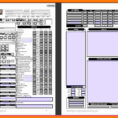Pathfinder Spreadsheet Within 5+ Pathfinder Character Sheet Spreadsheet  Balance Spreadsheet