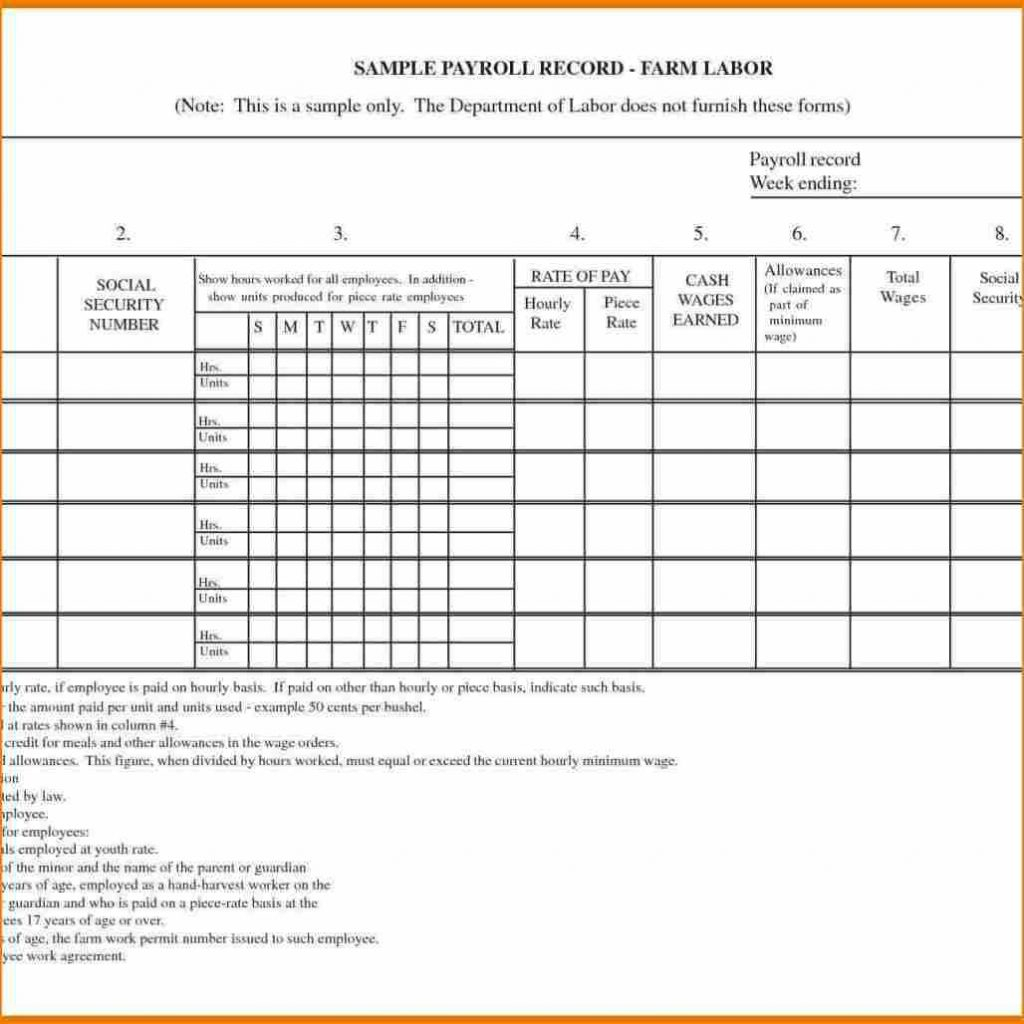 Payroll Excel Spreadsheet Free Download With Regard To 11  Payroll Excel Sheet Free Download  Secure Paystub For Employee