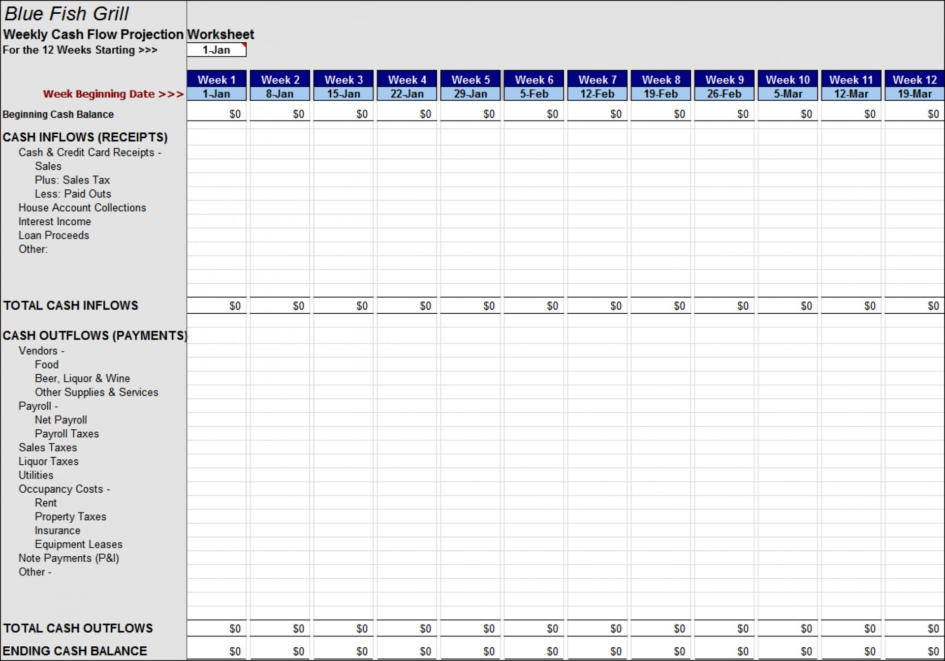 Payroll Forecasting Spreadsheet With 003 Weekly Cash Flow Template Ideas Ic Personal ~ Ulyssesroom