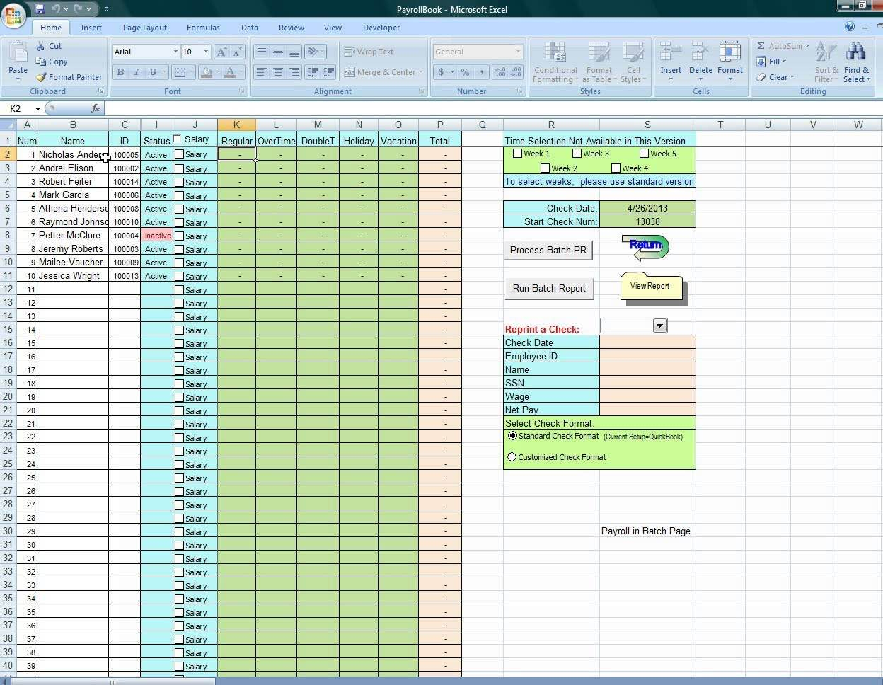 Payroll Spreadsheet Australia Regarding Payroll Spreadsheet Template Australia And How To Create Payroll In