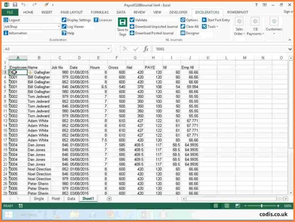 Payroll Spreadsheet Uk Regarding Payroll Sheet Sample Spreadsheet Template Weekly Excel Download