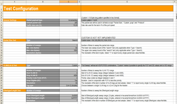 Pcp Excel Spreadsheet Within Read The Xenalink User Manual Here  Xena Networks