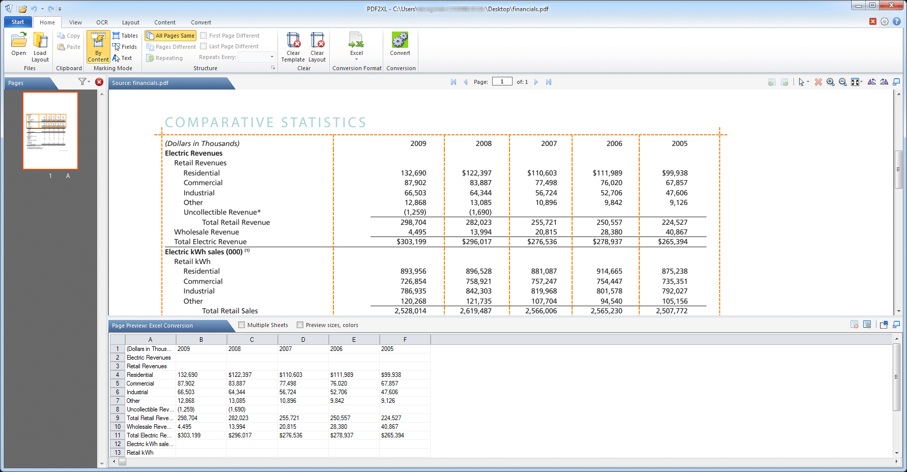 Pdf Data To Excel Spreadsheet In 10 Best Pdf To Excel Converters For Windows Free Download  Talkhelper
