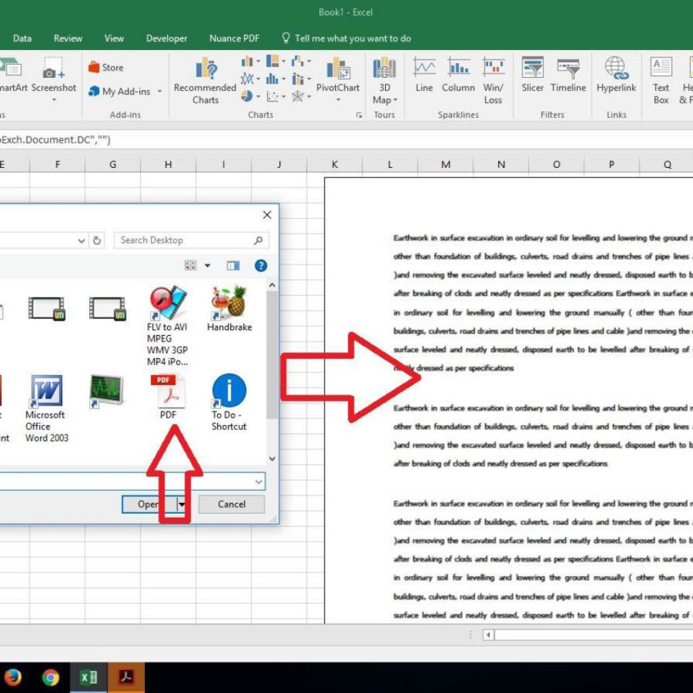 Pdf To Spreadsheet Pertaining To Convert Pdf To Excel Spreadsheet Online And Convert A Pdf File To
