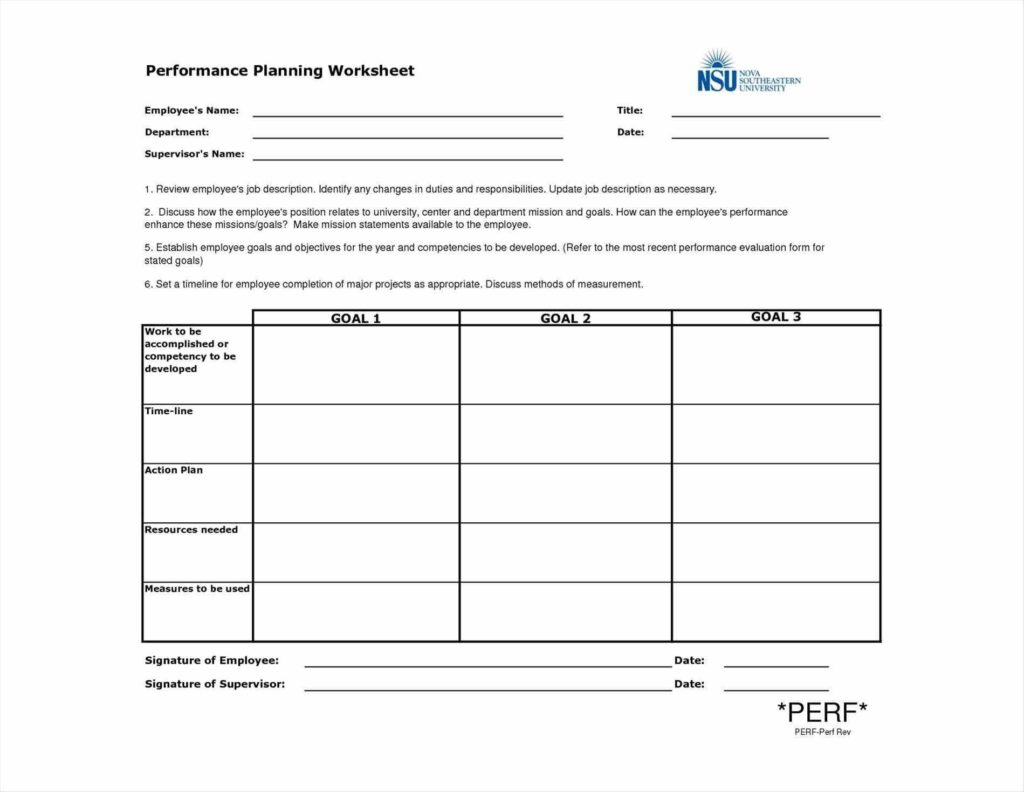 Performance Review Spreadsheet Inside Employee Performance Evaluation Report Sample And Business Report
