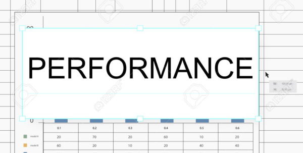 Performance Spreadsheet Pertaining To Performance Summary Management Spreadsheet Word Stock Photo, Picture