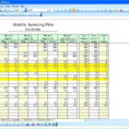 Personal Accounting Spreadsheet Throughout Personal Expenses Template  Rent.interpretomics.co