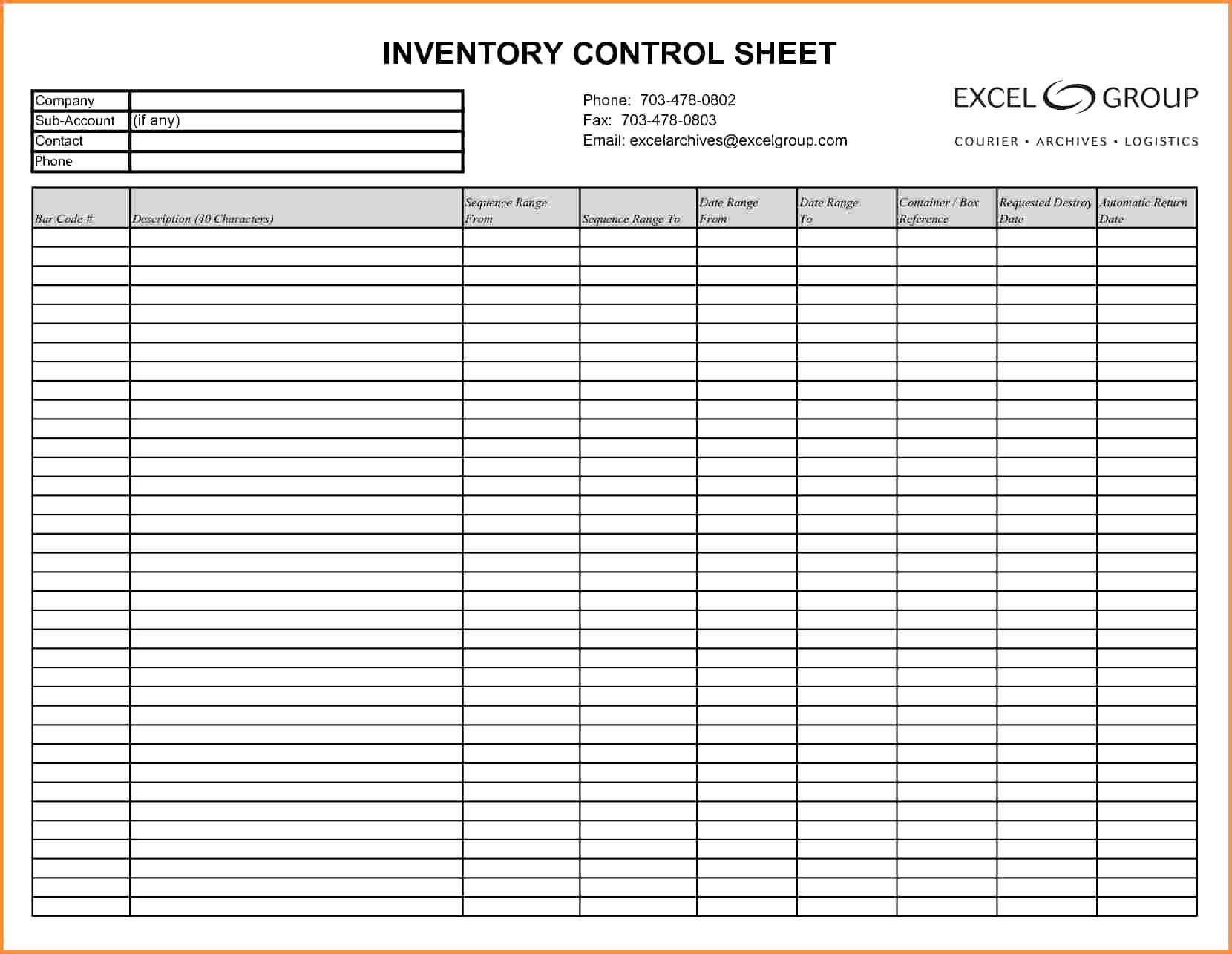 Personal Asset Inventory Spreadsheet Within Financial Inventory Worksheet Excel  Resourcesaver