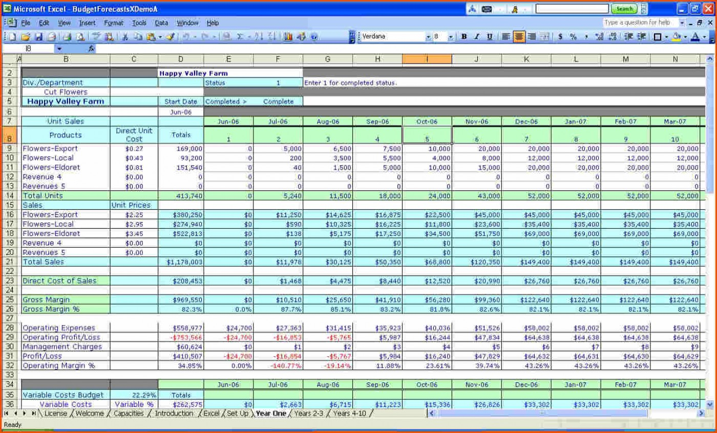 Personal Budget Spreadsheet Excel With 009 Simple Personal Budget Spreadsheet Excel Household Fr On