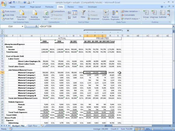 personal financial forecasting spreadsheet spreadsheet