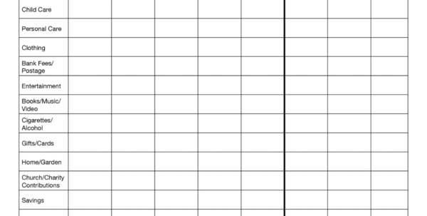 Personal Income And Expenses Spreadsheet Inside 015 Income And Expense Template Ideas Expenses Spreadsheet For Small