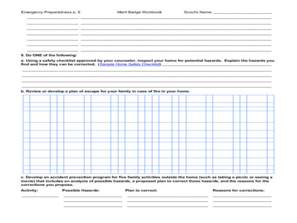 Personal Management Merit Badge Budget Spreadsheet Within Personal Management Merit Badge Excel Spreadsheet Boy  Askoverflow