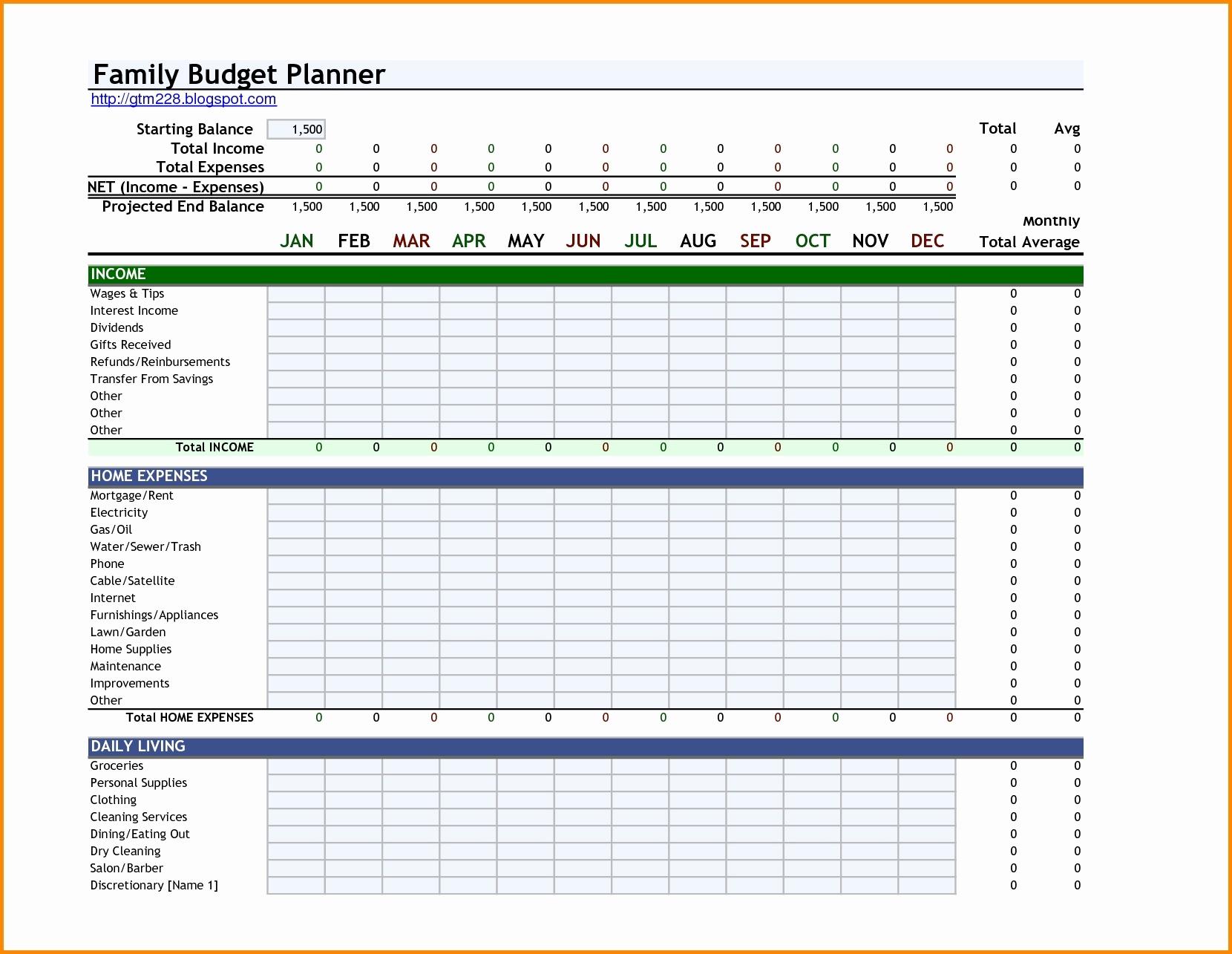 Personal Spreadsheet In Bi Weekly Budget Planner Luxury Budsheet Free Printable Personal