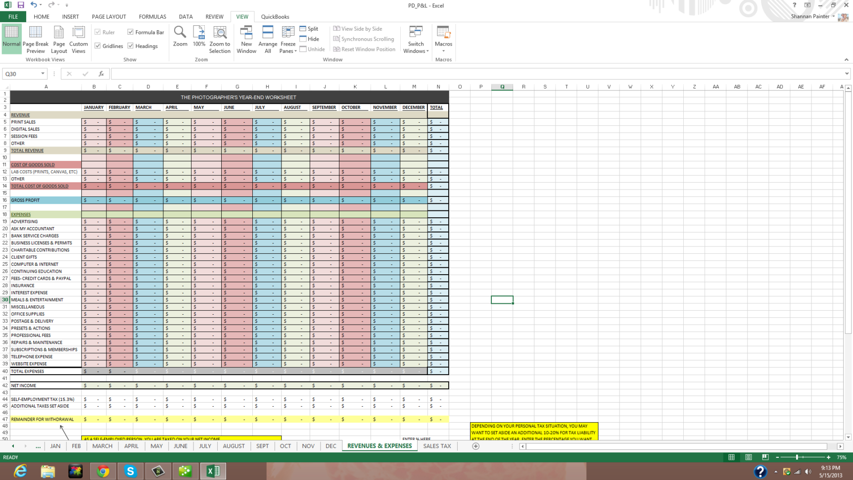 Personal Trainer Spreadsheet With Regard To Personal Trainer Client Tracking Sheet  Homebiz4U2Profit