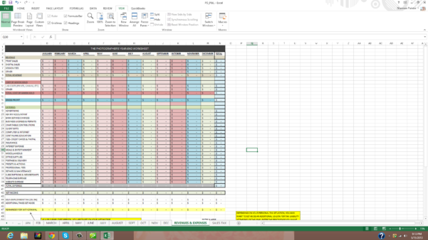 Personal Training Excel Spreadsheet Regarding Personal Trainer Client Tracking Sheet  Homebiz4U2Profit