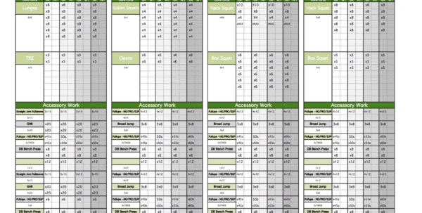 Personal Training Excel Spreadsheet With Regard To Excel Personal Training Templates  Excel Training Designs