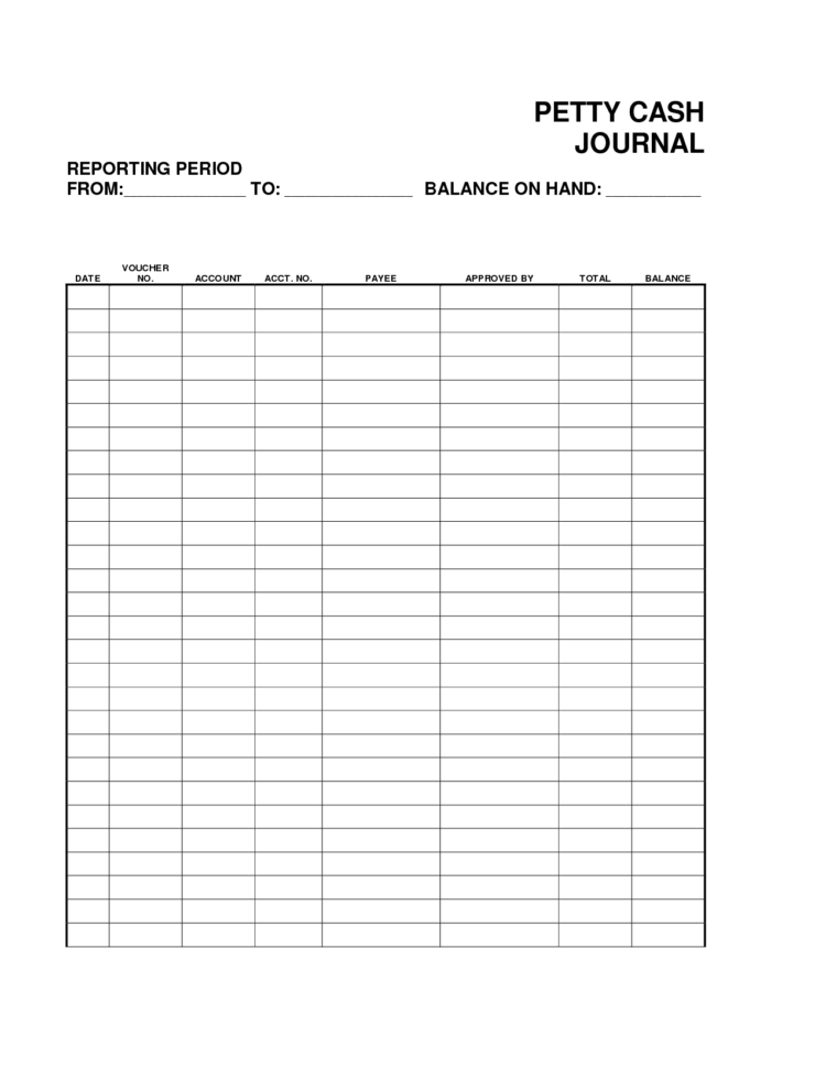 Petty Cash Spreadsheet Example Pertaining To Petty Cash Sheet Template Free Up Daily Flow Excel Projection