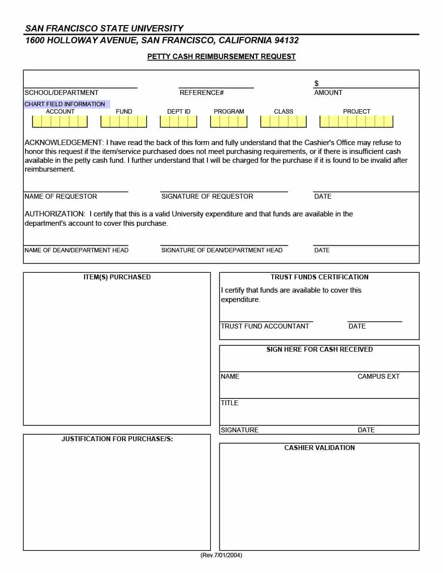 Petty Cash Spreadsheet Example Regarding 40 Petty Cash Log Templates  Forms [Excel, Pdf, Word]  Template Lab