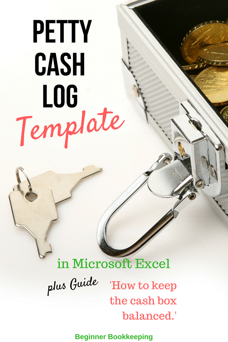 Petty Cash Spreadsheet Example Throughout Petty Cash Log. Know Your Petty Cash Procedures