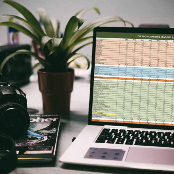 Photographer Expenses Spreadsheet Within Tax Spreadsheets For Photographers  Creative Highway
