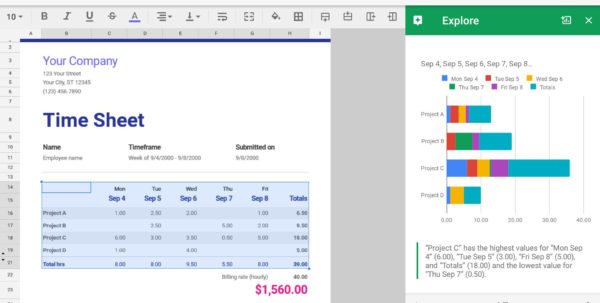 Picture To Spreadsheet App Within The 5 Best Spreadsheet Apps For Android In 2019