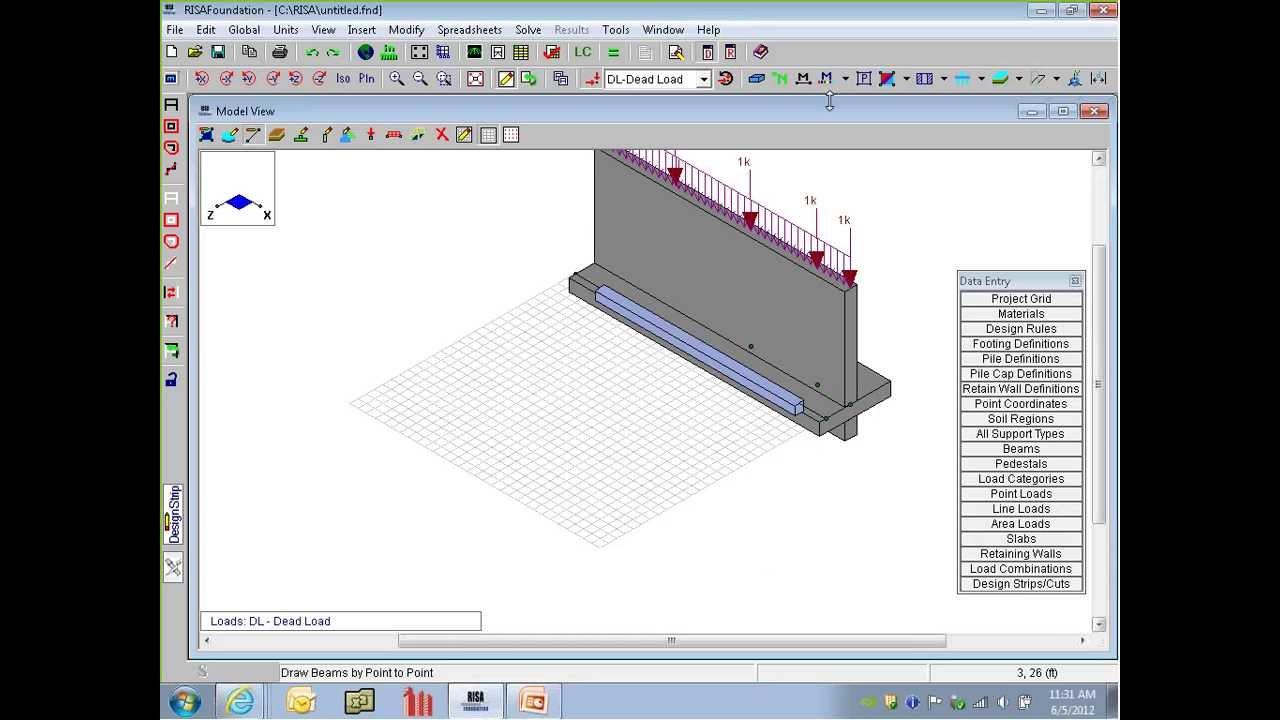 Pile Cap Design Spreadsheet Pertaining To Example Of Retaining Wallion Spreadsheet Concrete Designionheet Best