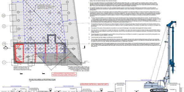 Piling Mat Design Spreadsheet Inside Read More