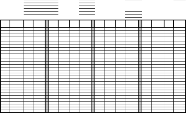 Pipe Tally Spreadsheet With Tally Template