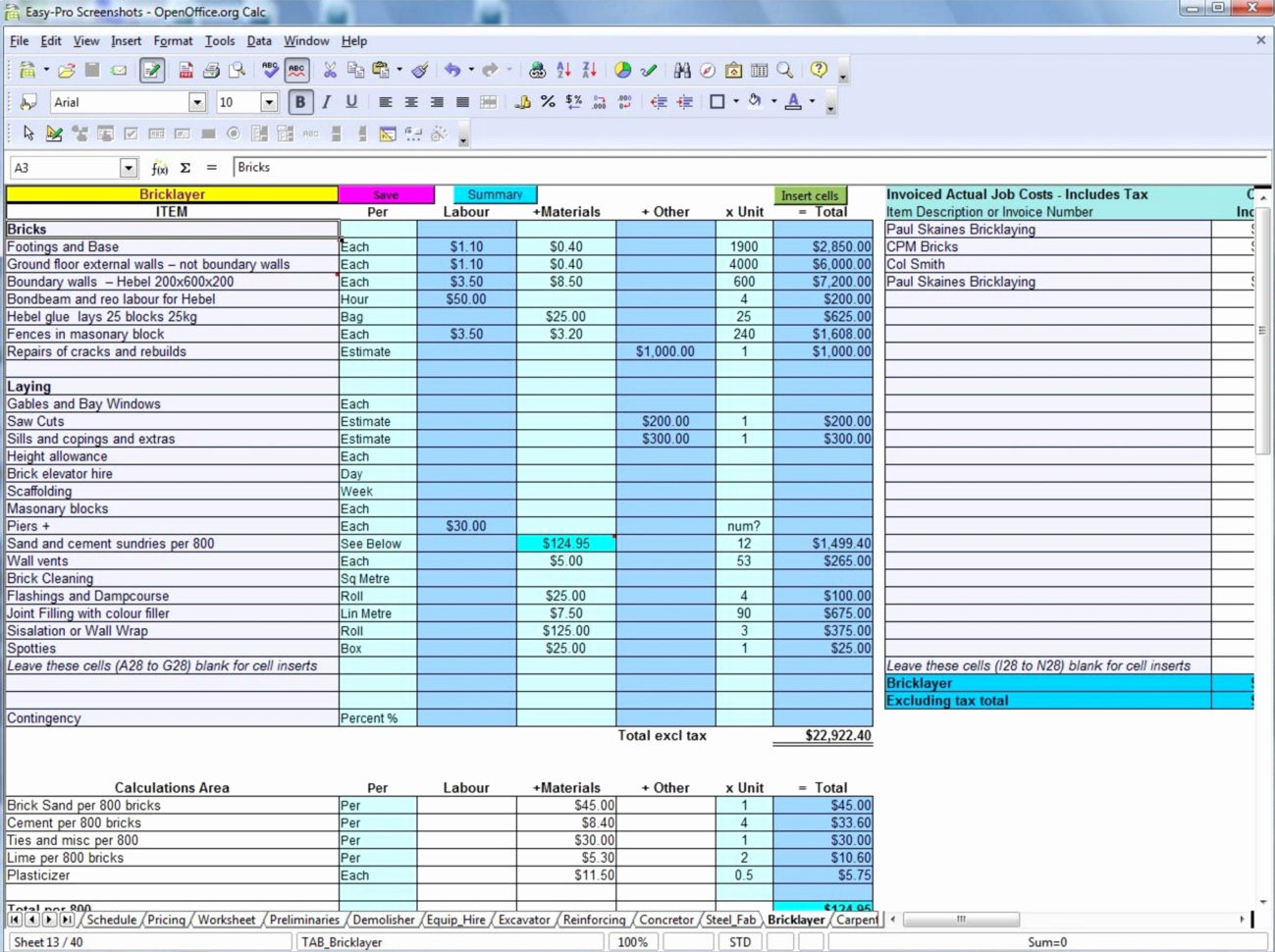 Pipe Welding Estimating Spreadsheet Throughout Pipe Welding Estimating Spreadsheet Free Spreadsheet Spreadsheet For