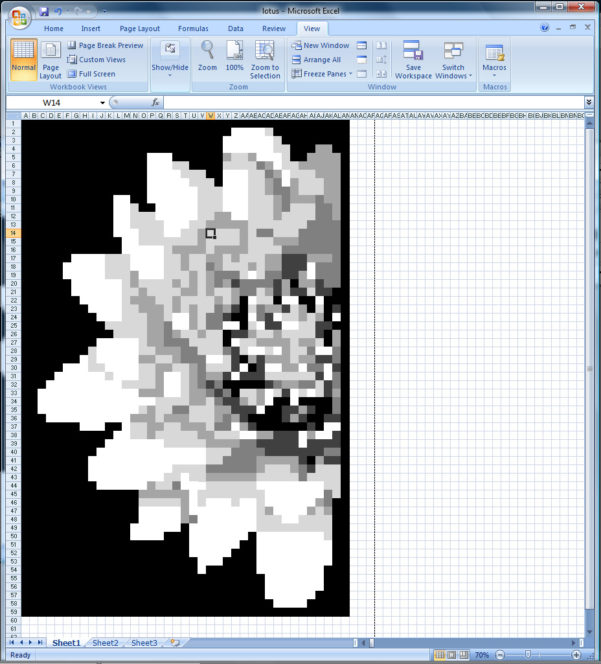 Pixel Spreadsheet Converter For The Freelance Artist's Friend: A Pdf To Excel Converter  Cogniview