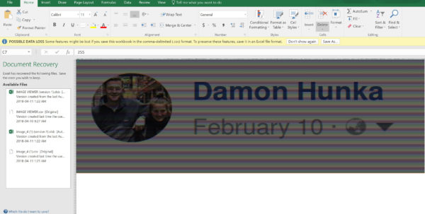 Pixel Spreadsheet Converter Pertaining To Github  Damonaknuh/bmp2Excelimageconverter: This Takes A .bmp