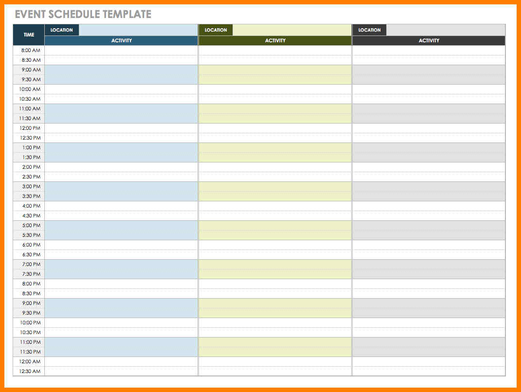 Planning Spreadsheet Template With 9  Event Planning Spreadsheet Example  Business Opportunity Program