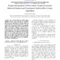 Plate Girder Design Spreadsheet Intended For Pdf Design Optimization Of Plate Girder Using Generalized Reduced
