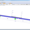 Plate Girder Design Spreadsheet Pertaining To Craneway: Craneway Girder Design Acc. To Eurocode 3  Dlubal Software