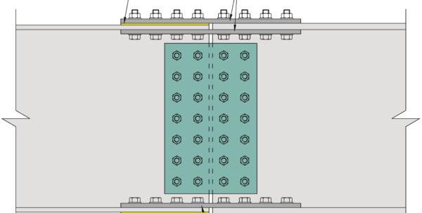 Plate Girder Design Spreadsheet Regarding Nsba Splice  American Institute Of Steel Construction