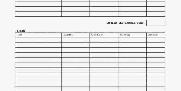 Plumbing Material Spreadsheet Within Budget Estimate Template Plumbing Material Spreadsheet Electrical