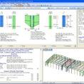 Portal Frame Design Spreadsheet pertaining to Steel Design Spreadsheet Download Frame Software Framecad Detailer